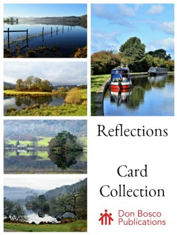 Greetings Card Reflections Collection