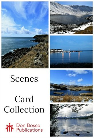Greetings Card Scenes Collection