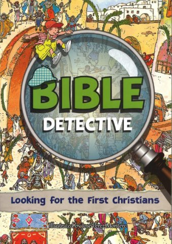 Bible Detective Looking for the First Christians