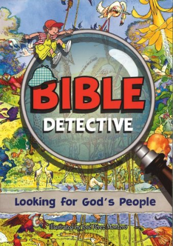 Bible Detective Looking for God's People