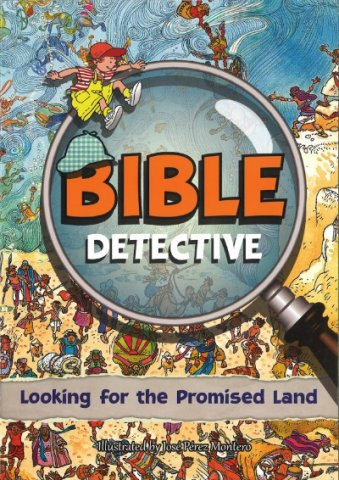 Bible Detective Looking for the Promised Land
