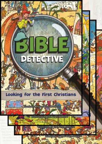 Bible Detective 4 Copies Offer