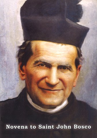 Novena to Don Bosco