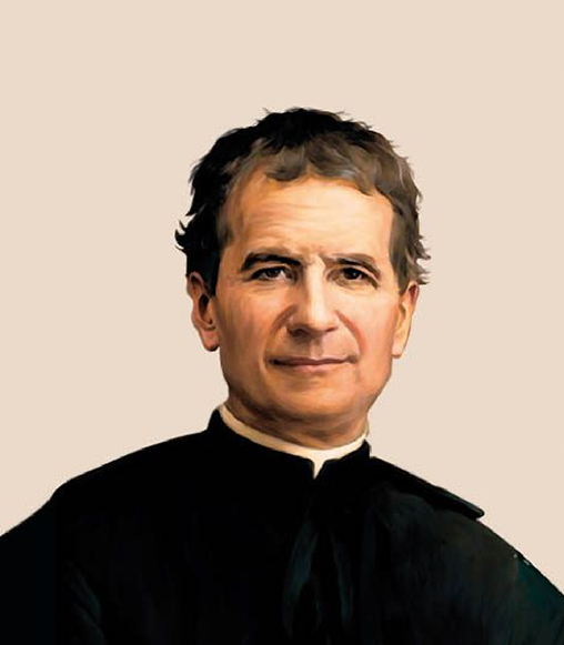 John Bosco Portrait