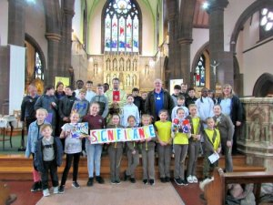 St James Bootle celebrates its young people on NYS