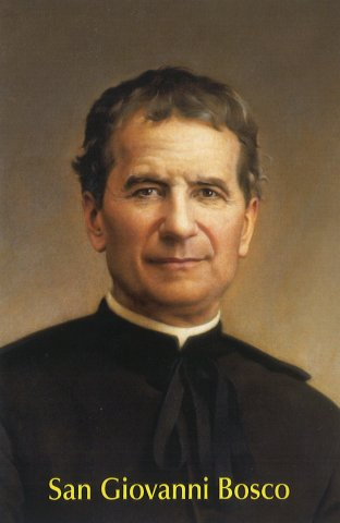 Don Bosco Picture Card (small)