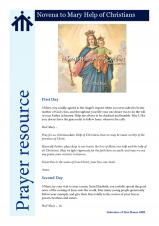 Novena to Mary Help of Christians