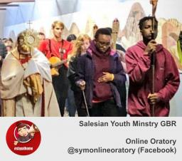 Salesian Youth Ministry GBR takes the Oratory online