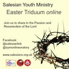 An invitation to share the Easter Triduum online
