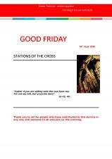 Stations of the Cross for Good Friday 2020