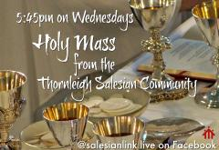 Mid-week Mass with the Thornleigh Community