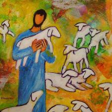 The Good Shepherd calls us to care and be cared for