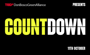 Be part of the climate crisis solution at Don Bosco Green Alliance's Countdown TEDx
