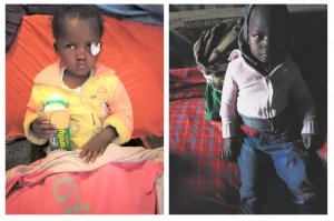 Kind benefactors fund cancer treatment for 2 children in Kenya
