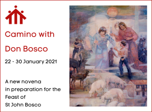 New Novena to prepare for the Feast of Don Bosco