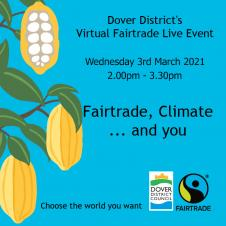 Fairtrade Fortnight: 'Choose the World You Want'
