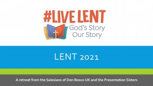 Online retreatants shared their Lenten stories