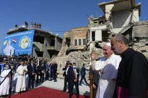 Pope Francis in Iraq – 'in the eyes of God we are all brothers and sisters'