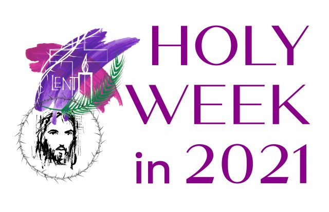 Holy Week 2021- Salesian resources and online services