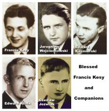 Blessed Francis Kęsy & Companions 1942